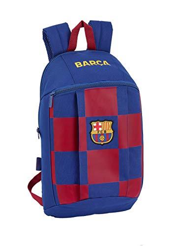 FCB FC Barcelona Equipaje, Niños Unisex, Marino, Talla Ú