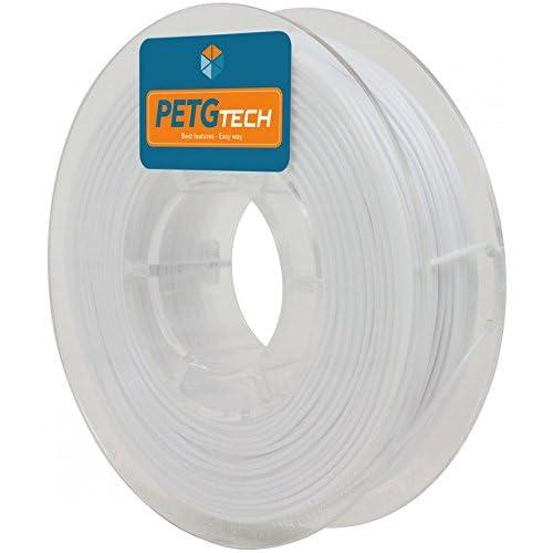 FFFworld 250 g. PETG Tech Blanco 1.75 mm.: Amazon.es: Electrónica