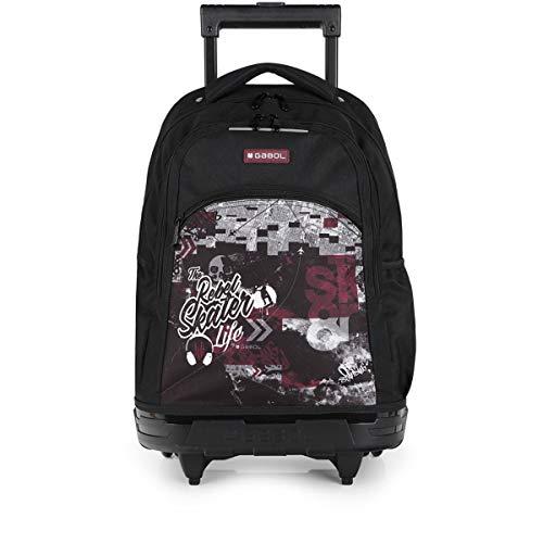 GABOL Rebel Wheeled Backpack