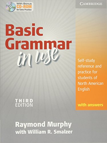 Basic Grammar in Use Student's Book with Answers and CD-ROM: Self-study reference and practice for students of North American Englishの詳細を見る