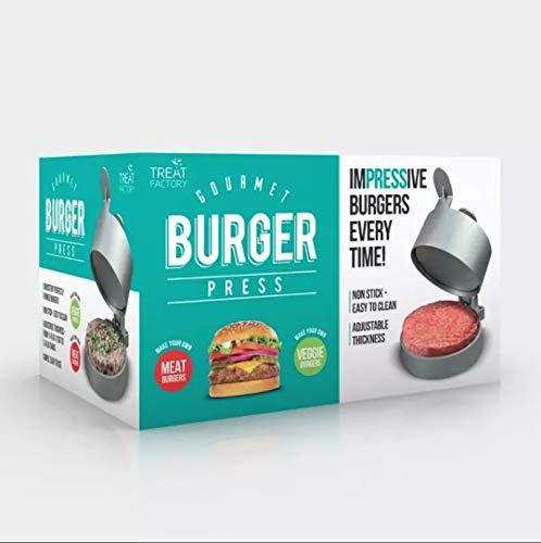 Prensa de hamburguesa