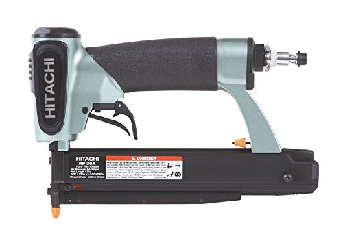 Hitachi NP35A Pin Nailer 23 Gauge, Accepts 5/8 to 1-3/8 Pin Nails, Micro Pinner with Depth Adjustment, 5 Year...