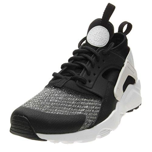 Nike air huarache run ultra SE (GS) scarpe unisex nero - 36.5, nero