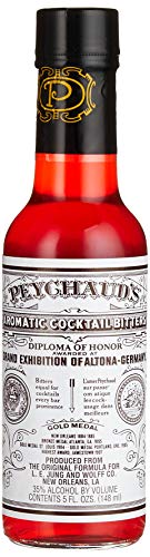 Peychauds Aromatic Cocktail Bitter (1 x 0.148 l)