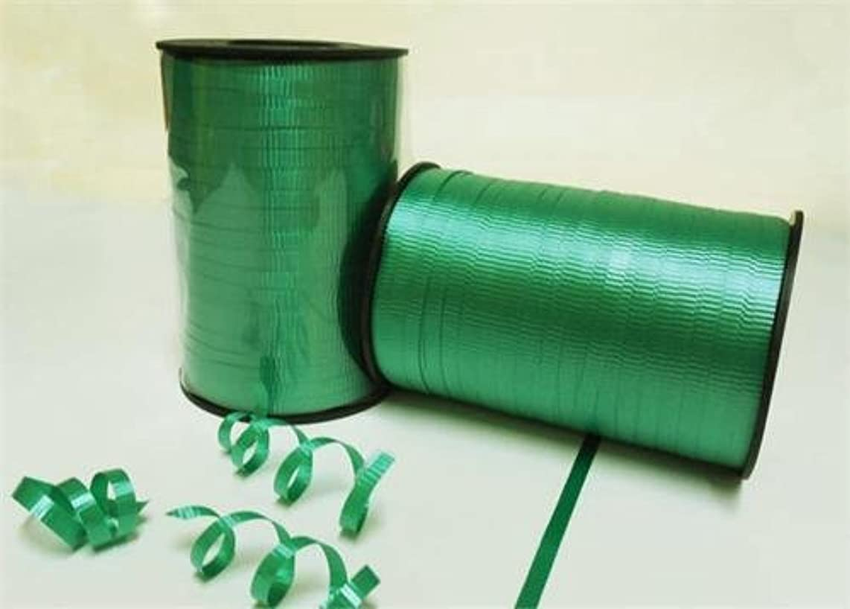 Emerald Green Curling Ribbon, 3/16