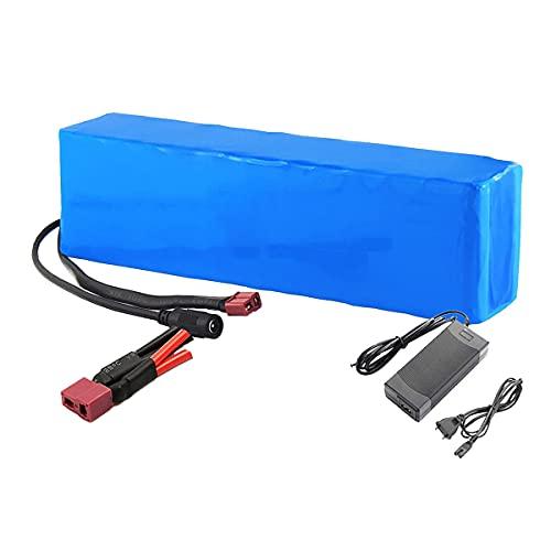FJYDM E-Bike Lithium-Batterie 48V 10Ah...