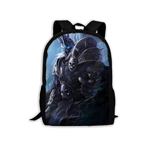 Tutui Star War Shoulder Bag Bookbag Children's Backpack Boys Travel Bag Laptop Backpacks for Women Men,Size 43X28X16Cm