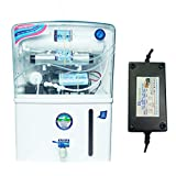 Aqua Grand+ Water Purifier with Latest Smart Technology RO+UV+UF for Home and Office In 12...