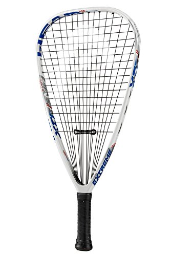 HEAD Extreme Edge 175 Racquetball Racket - Pre-Strung Even Balance Racquet