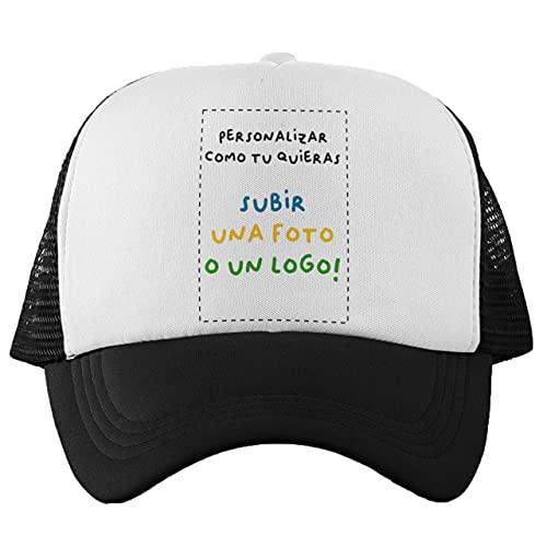 CHEMAGLIETTE! Gorra de béisbol Personalizada Hombre Mujer con Foto gráficos Logo