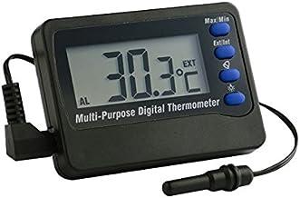 Ebi termómetro Digital con Alarma