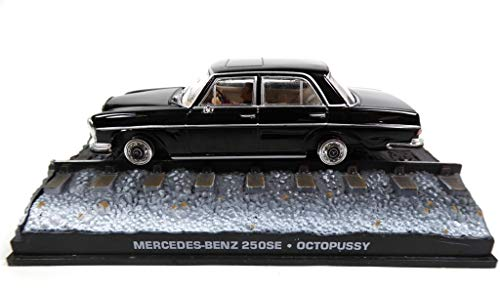 James Bond Mercedes 250SE 007 Octopussy 1/43 (DY023)