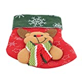 HBWHY Bolsa de regalo de Navidad, bolsa de...