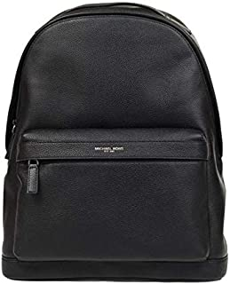 Michael kors Russell Pebbled Leather Backpack - Black