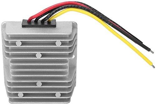 KASILU Dlb0216 Buck DC-DC-Modul Spannungsreduzierungswandler 36 / 48V bis 24V 20A 480W-Netzteil für elektrische Alarme Radios Motoren Hochleistung