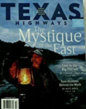 Texas Highways Magazines February 2020 The Mystique of the East