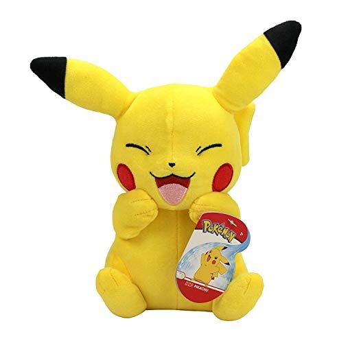 Pokémon Peluche Pokémon BO36766, Pikachu #5 (20 cm), Realista, Supersuave, Realista, para abrazar y enamorar.