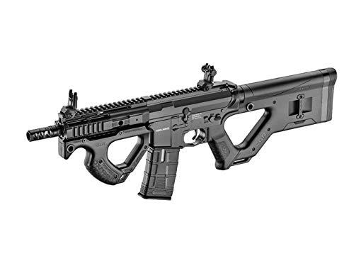 ICS×ASG HERA ARMS CQR AEG MOSFET+EBB JP Ver. BK(ブラック)