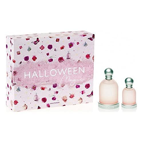 Set de Perfume Mujer Halloween Magic Jesus Del Pozo EDT (2 pcs) Perfume Original | Perfume de Mujer | Colonias y Fragancias de Mujer