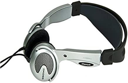 Traditional-Style Headphones with 3.5mm Plug