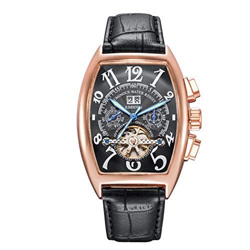 GUOJIAYI Armbanduhr Luminous Herrenuhr Vollautomatische mechanische Uhr
