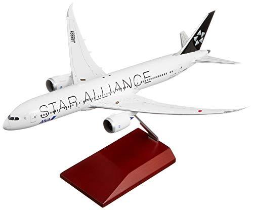 全日空商事 1/200 787-9 JA899A STAR ALLIANCE 限定 スナップフィットモデル