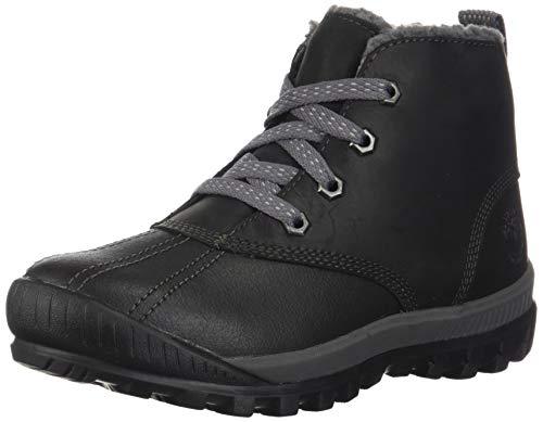 Timberland Womens Mt Hayes Waterproof Chukka Boots (9.5 B(M) US, Black/Black)