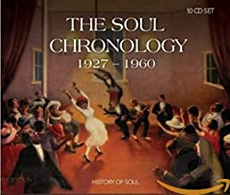 The Soul Chronology 1927 - 1960