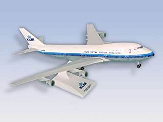 DARON WORLDWIDE Skymarks Klm 747-200 1/200 W/GEAR Original Livery