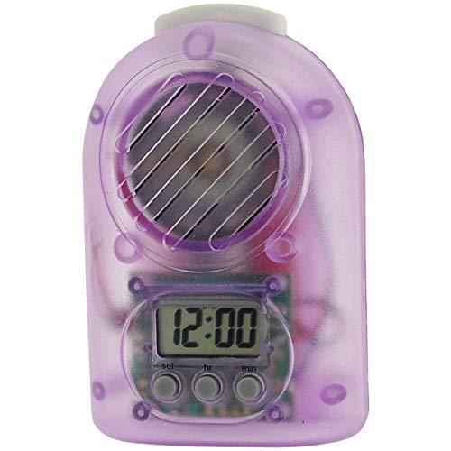 Orologio Citron display cinturino Plastica Viola e quadrante Multicolore CLK15E