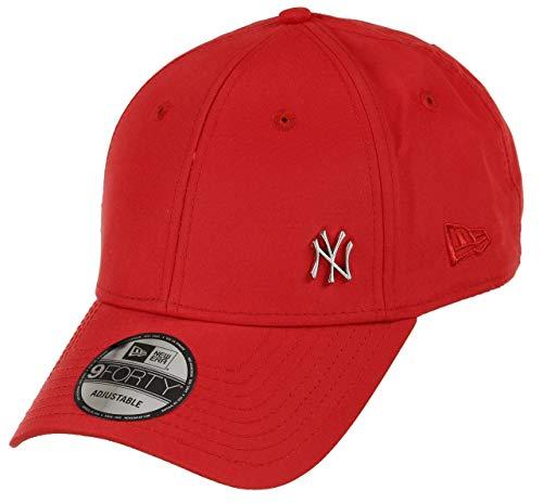 New Era ERA MLB Flawless Gorra, Unisex Adulto, Rojo (Red), Talla Única