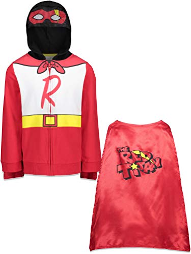 Ryan's World Red Titan Little Boys Costume Hoodie...
