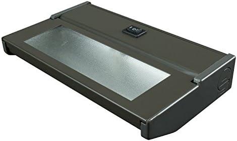 American Lighting Lxc1h Db Hardwire Xenon Under Cabinet Light 20 Watt High Low Switch 120 Volt 8 Inch Bronze Under Counter Fixtures Amazon Com