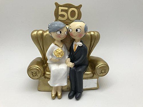Mopec- Y500P Figura 50 aniversario oro placa grabada dorada