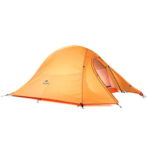 Naturehike cloud-up Ultra-Light 2 persona tienda de doble capa camping tienda de...