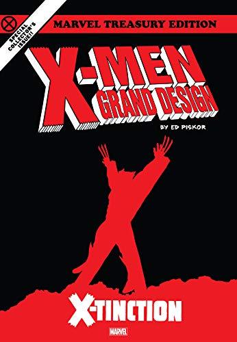 X-Men: Grand Design - X-Tinction (X-Men: Grand Design - X-Tinction (2019)) (English Edition)