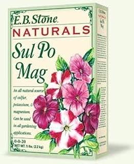 EB Stone Organic Sul Po Mag 5lbs.