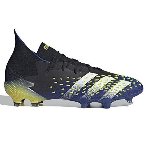 Adidas unisex child Soccer Shoe, multi, 7 Big Kid US