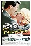 Kissen Gespräche Film Poster–Doris Day–Rock
