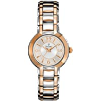 ブローバ Bulova 98L153 Ladies Two Tone Dress Watch 時計 腕時計 [並行輸入品]