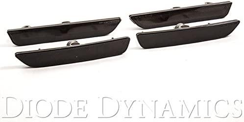 Diode Dynamics Smoked LED Regular discount Sidemarkers with compatible Austin Mall Ford Musta