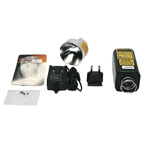 UK Lights Tauchen - Taucherleuchten C8 Rechargeable Upgrade Kit, 219586