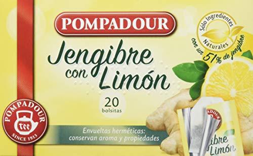 infusion te verde jengibre y naranja propiedades
