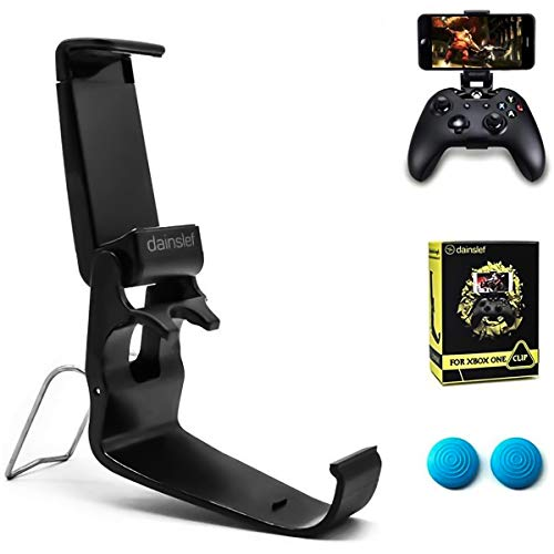 Xbox One Controller Phone Holder Clamp Clip for iPhone Samsung LG Sony Huawei HTC Dainslef Phone Clip Plastic