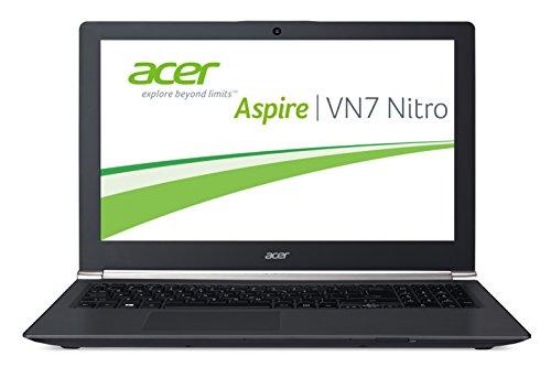 Acer Aspire VN7-791G-70M4 43,9 cm (17,3 Zoll Full-HD) Laptop (Intel Core i7-4710HQ, 2,5GHz, 8GB RAM, 1TB SSHD, Nvidia GeForce GTX850M, DVD, Win 8.1, Full-HD IPS Display) schwarz