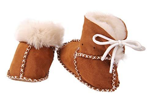 Baby Elephant Handmade, Genuine Leather, Soft Sole, Anti-Slip, Unisex, Baby Moccasin, House Shoe, Warm Winter Boot, Pre Walker Shoe, Baby Slipper, Sock Boot