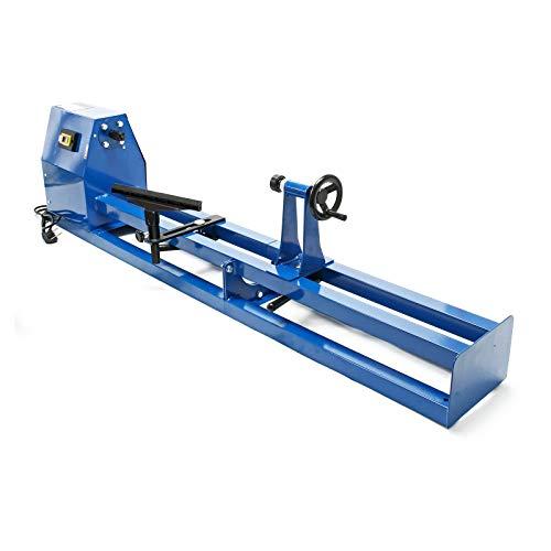 Tornio per legno da 400 watt 1000 mm diametro 350 mm per tornitura legno