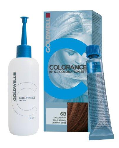 Goldwell colorance ph 6,8 7/N mittelblond