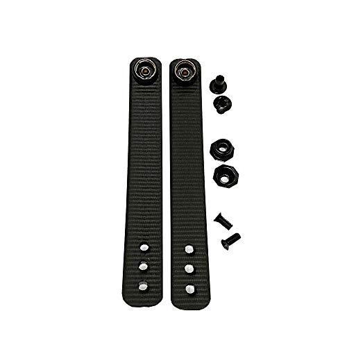 HolsterBuilder IWB Soft Belt Loops - Holster Accessories...