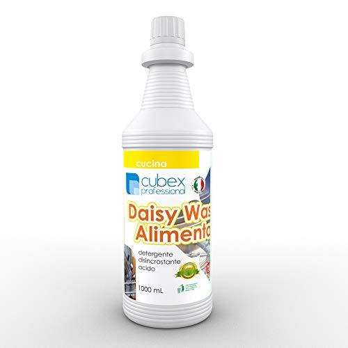 Cubex Desincrustante detergente antical Deasy Wash Alimentario para lavavajillas 1 kg
